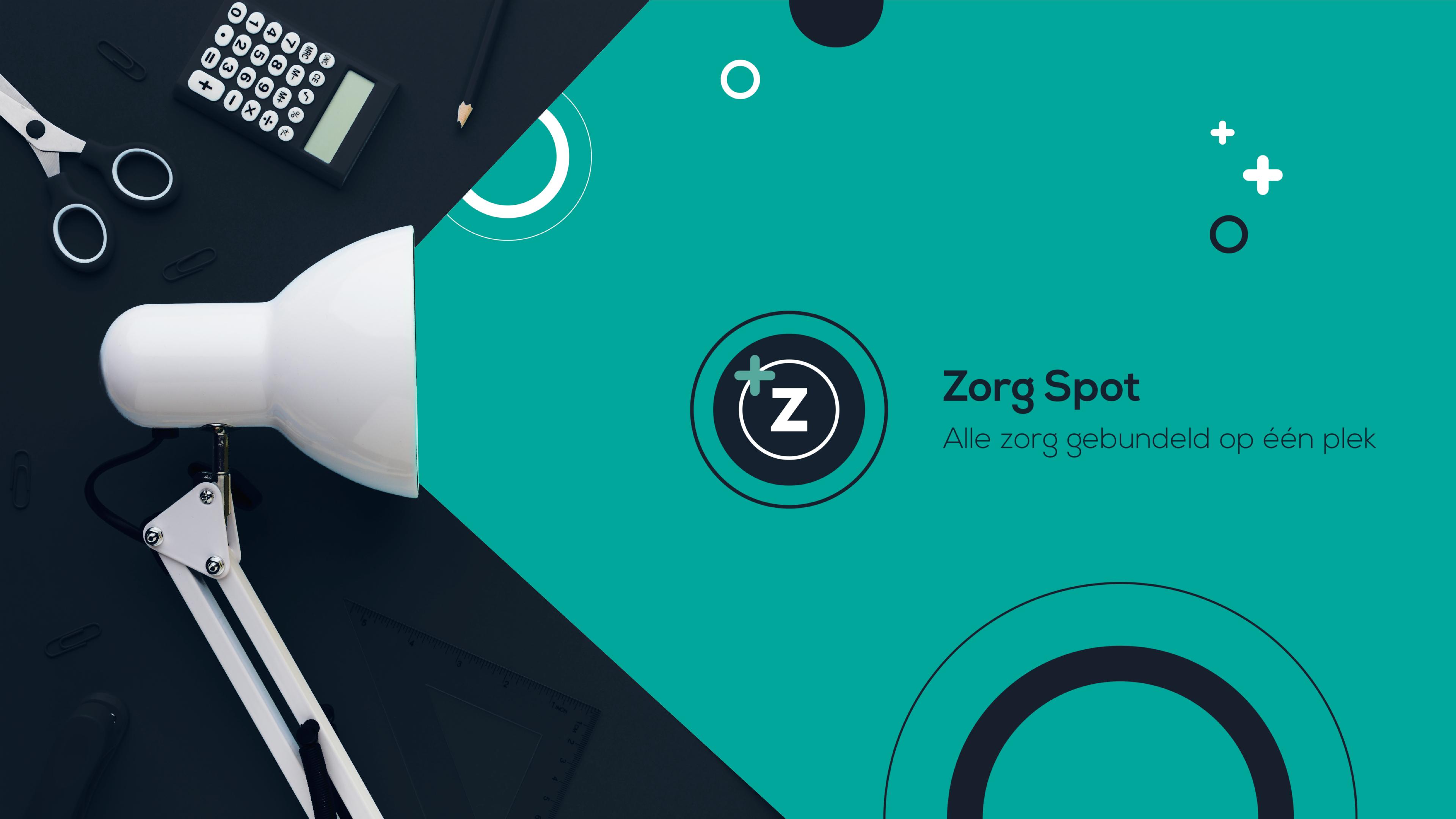 Zorg Spot - Gianni Ritchie - Branding beeld 2