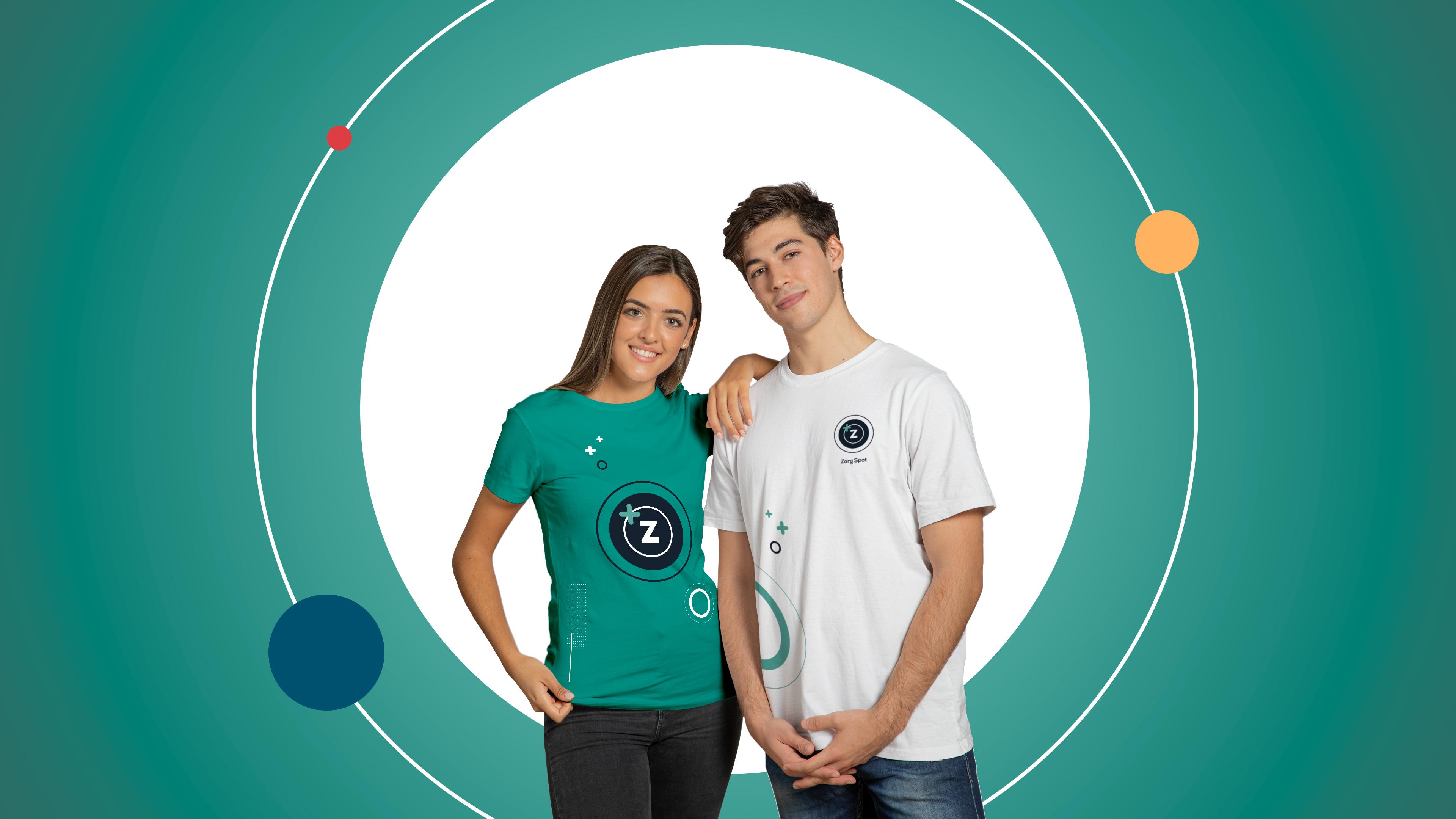 Zorg Spot - Gianni Ritchie - Branding beeld 3