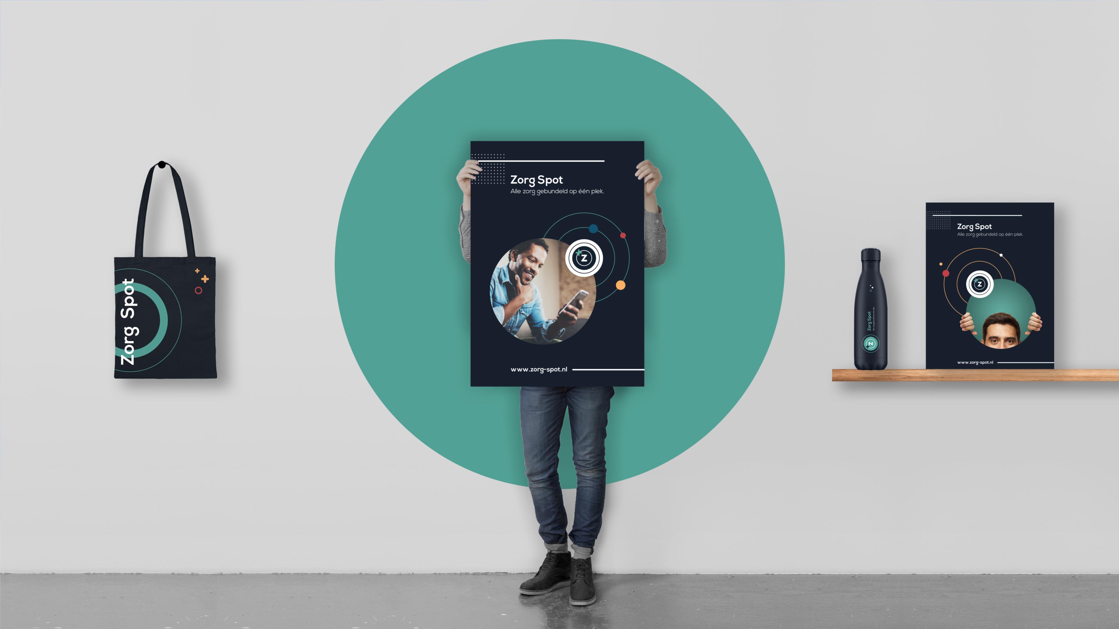 Zorg Spot - Gianni Ritchie - Branding beeld 5