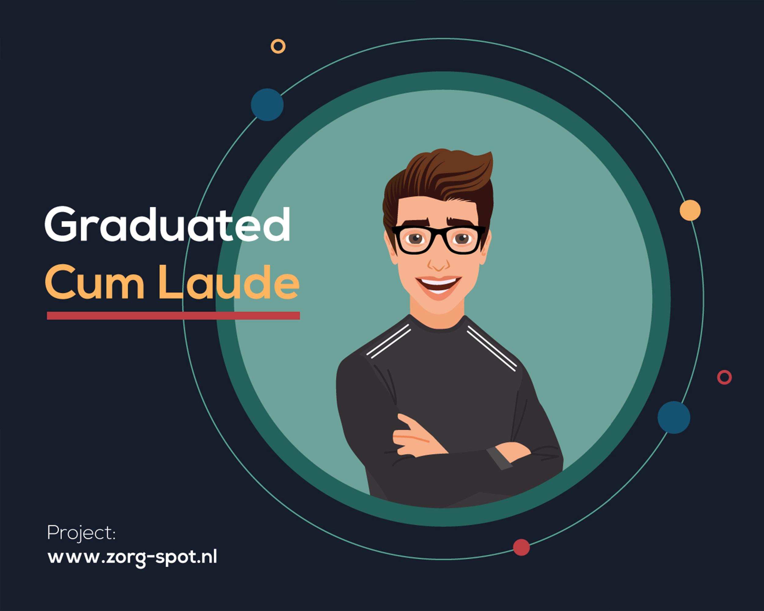 Zorg Spot - Gianni Ritchie - Graduated Cum Laude